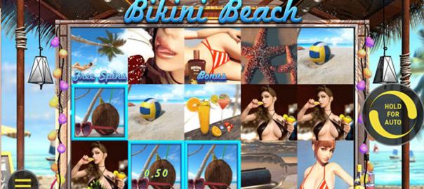 Bikini Beach là game slot quen thuộc vào mùa hè